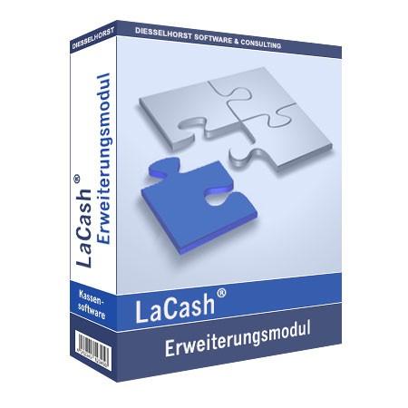 LaCash ® Gastronomie Modul EC (Eigenabwicklung)